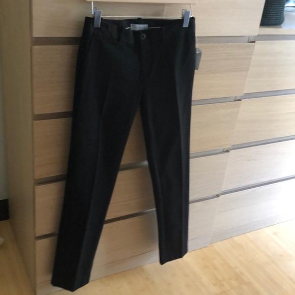 GAP Pants - Gap true straight twill pants